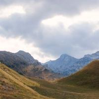 """""""La montaña"""" Cielo/Infierno"""